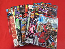 BACKSTOCK BLOWOUT - SPIDER-MAN GRAB BAG LOT 25 COMICS NO REPEATS HUGE DISCOUNT