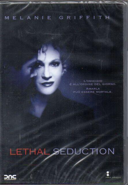 LETHAL SEDUCTION - DVD (NUOVO SIGILLATO) MELANIE GRIFFITH