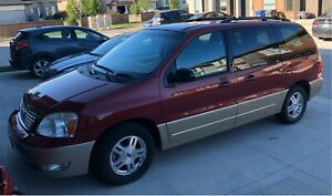 Van freestar 2004 perfect condition