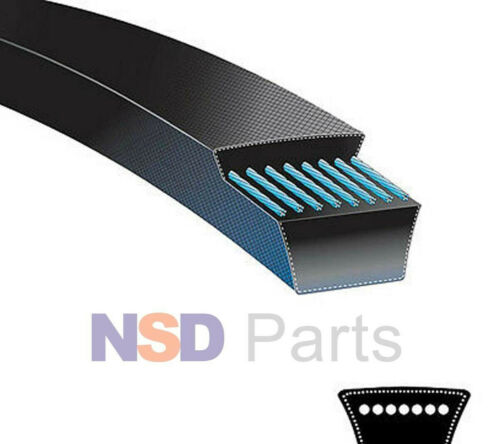 New Replacement Belt for D/&D PowerDrive A51 or 4L530 V-Belt  1//2 x 53in  V*belt