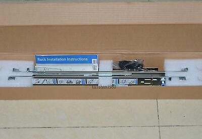 NEW Genuine Dell PowerEdge R210 2//4 Post 1U Static Rail Kit JWFR6