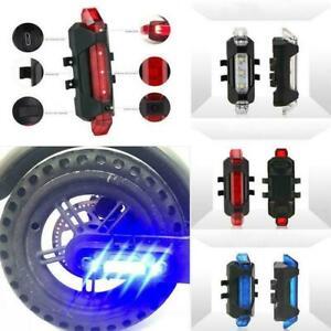 Para-Xiaomi-mijia-M365-Linterna-LED-noche-de-advertencia-Scooter-Electrico-piezas-L-J0T8
