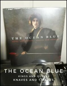 THE OCEAN BLUE - KINGS AND QUEENS/KNAVES AND THIEVES USA Vinyl Record SEALED