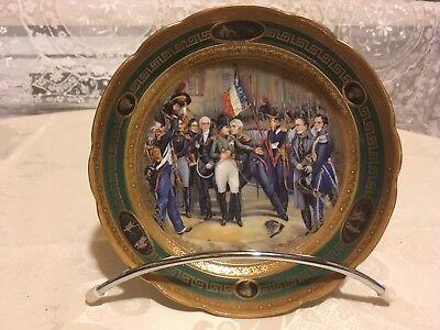 Très rare Coupelle de Sèvres, série Napoléon 1er