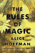 The Practical Magic: The Rules of Magic 1 by Alice Hoffman (2017, Hardcover)