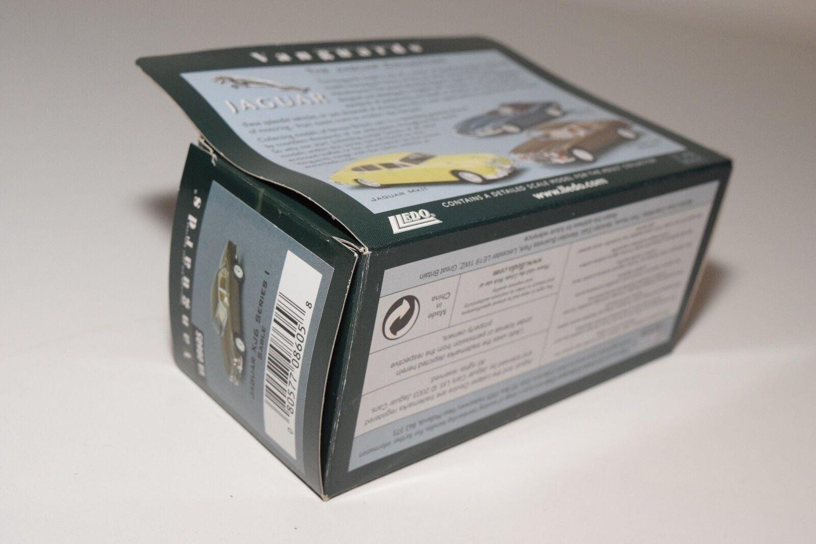 VANGUARDS VA08605 VA08605 VA08605 JAGUAR XJ6 SERIES I SABLE BROWN MINT BOXED b4bf97