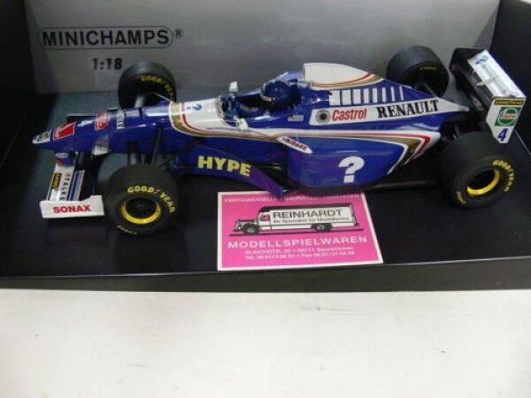 1 18 Minichamps Williams FW19 Renault Frentzen Frentzen 1997
