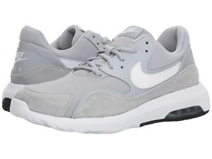 007d89e50f 916781-001 Nike Air Max Nostalgic Running Shoes Wolf Grey Sizes 8-12 ...