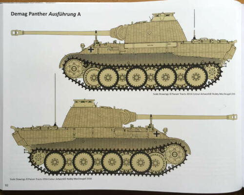 Panther External Appearance and Design Changes