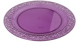 Pack Of 8 BN1341 Bristol Novelty Hippie Party Plates