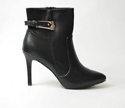 WEIDE Ankle Boots Gr. 36,37,38,39,40&41 High Heels, Stiefel, Damen Schuhe(P2)JAN