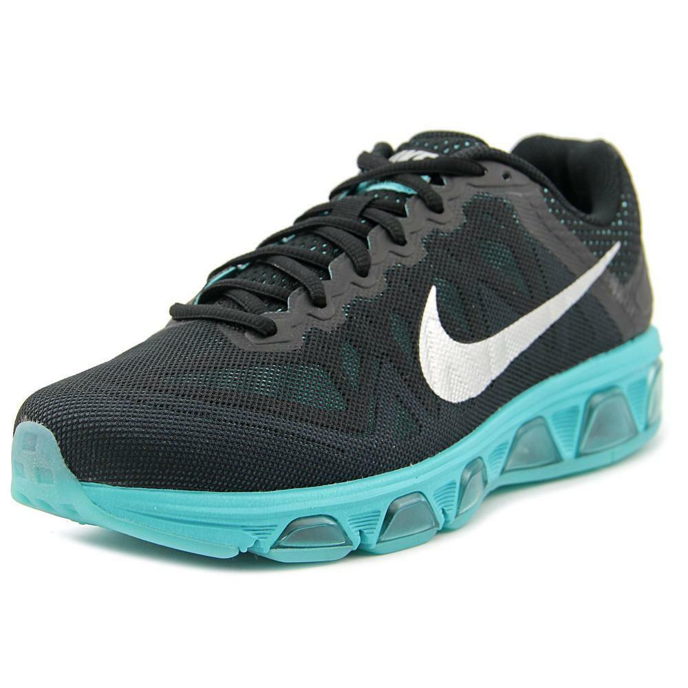 Nike Air Max Tailwind 7 Men Round Toe Synthetic Black
