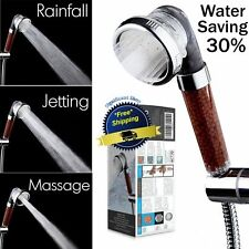 Bathroom Seoul Stone Shower Head Function Stainless Hand Held Ultimate USA Sale