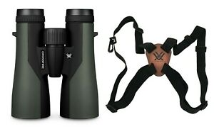 Vortex-Optics-Crossfire-10x50-Binocular-w-Vortex-Harness-Fast-Free-Shipping