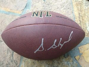 STERLING-SHEPARD-SIGNED-AUTOGRAPHED-FOOTBALL-NEW-YORK-GIANTS-COA-2016-DRAFT