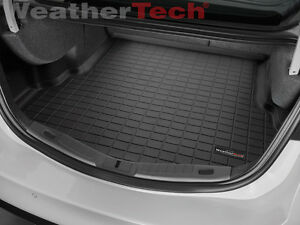 weathertech cargo liner trunk mat for ford fusion 2013. Black Bedroom Furniture Sets. Home Design Ideas