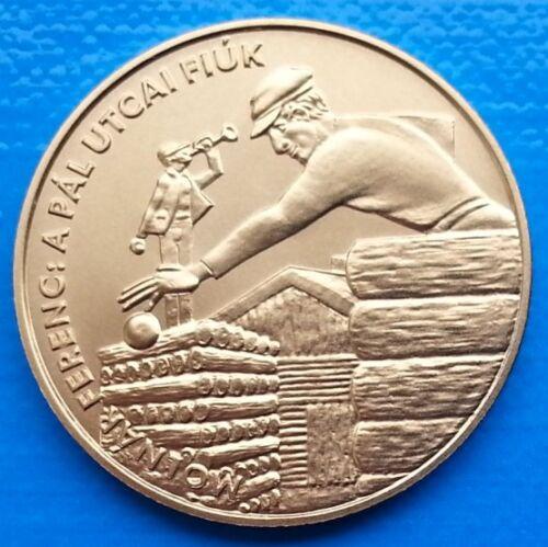Hungary 200 forint 2001 BU Pál Utcai Fiúk Trumpet Pal Utcai Fiuk