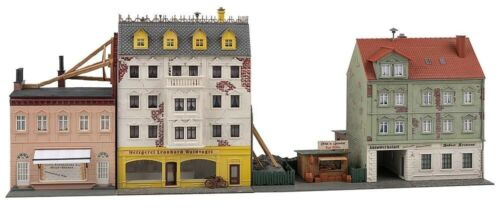 FALLER 191748 H0 Stadthäuserzeile Breitestraße NEU /& OVP +