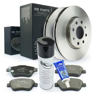 Brake-Discs-257mm-Vented-Brake-Pads-Front-Opel-Adam-Corsa-D-Brake-Set