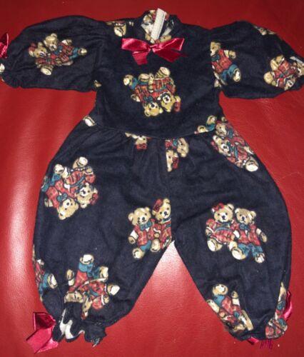 Orchidee-Puppenmode Baby Strampler für P Gr. 48