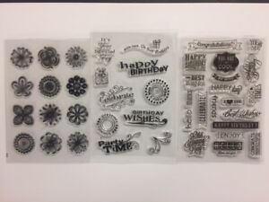 CLEAR-STAMPS