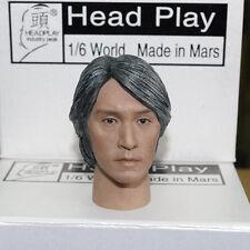 HOT FIGURE TOYS 1/6 headplay Stephen Chow headsculpt Hong Kong famous actor