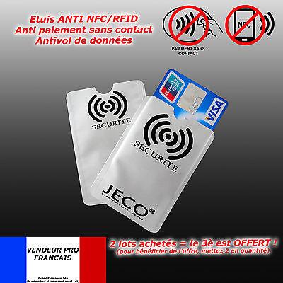 Carte Bleue Visa Mastercard.Etui Protection Pour Carte Bleue Credit Nfc Rfid Sans Contact Visa Mastercard Cb Ebay