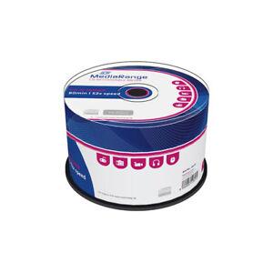 CD-R-52x-700MB-MediaRange-Tarrina-50-uds