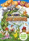 Tom & Jerry's Giant Adventure Original Movie DVD 2013 Region 1 as