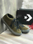 Sneakers-Men-039-s-Converse-One-Star-Suede-Mid-Top-Surplus-Olive-Green thumbnail 1