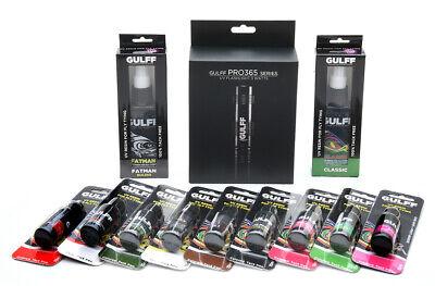 GULFF UV FLY TYING RESIN FULL RANGE /& 2 UV TORCHES Supplied separately
