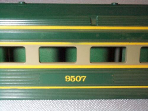 Lionel American Flyer 9507 Erie Observation Shell w// Rear Obsv Plaque Part NOS!