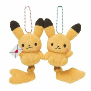 Pokemon-little-talesenter-Original-Pikachu-Pair-Mascot-Pokemon-little-tales