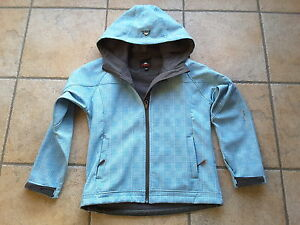 Kinder-Jacke-MC-Kinley-Groesse-152-Softshell