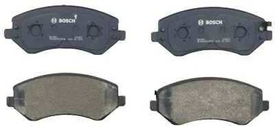 Disc Brake Pad Set-QuietCast Pads with Hardware Front Bosch BP722