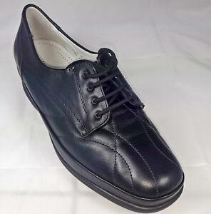 Details zu Sonderangebot Waldläufer Schuhe Leder Weite K schwarz Schnürschuhe Neu 5838