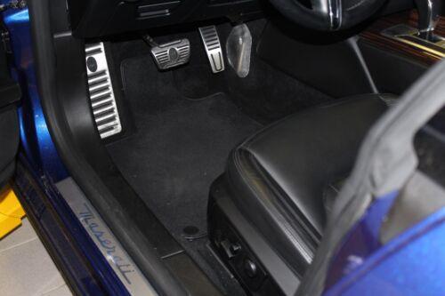 Maserati Sport Pedal Covers for Ghibli and Quattroporte