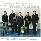 GAMES FOR BRASS: NEW MUSIC FOR BRASS QUINTET (2015)
