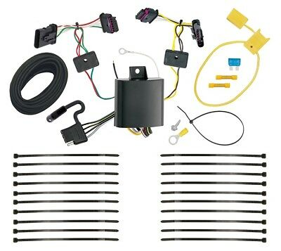 trailer wiring harness kit for 15-17 bmw x1 all styles plug & play t-one  new | ebay  ebay