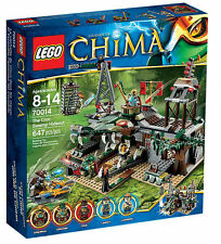LEGO Legends of Chima The Croc Swamp Hideout (70014) - Brand New & Sealed