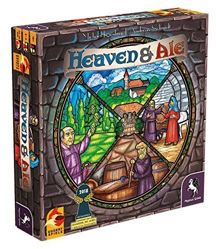 Pegasus Spiele Heaven and Ale