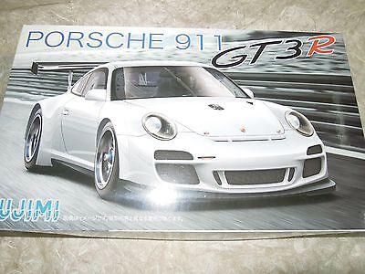 Fujimi 1/24 Porsche 911 GT3R Model Car Kit