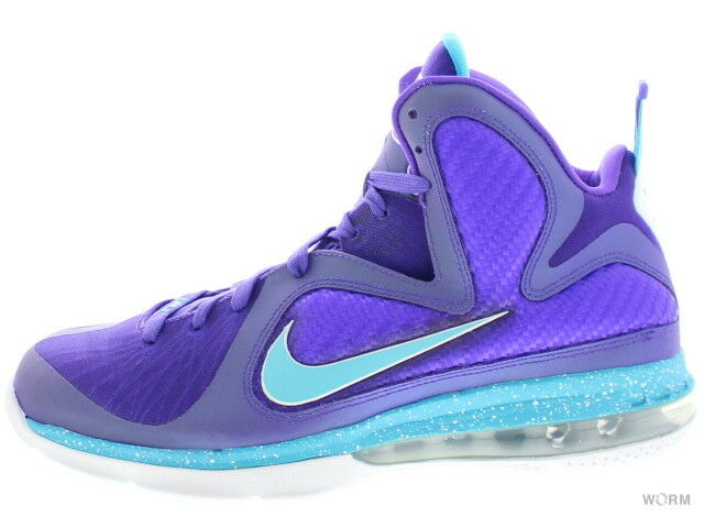 73131f69561 Nike Lebron 9 Summit Lake Hornets Mens Size 469764 500 for sale ...