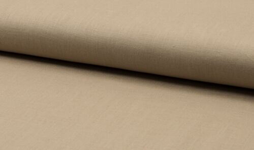 upholstery curtains 140cm wide by M Plain Rough Linen Fabric Material
