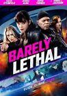 Barely Lethal 5060262853511 With Samuel L. Jackson DVD Region 2