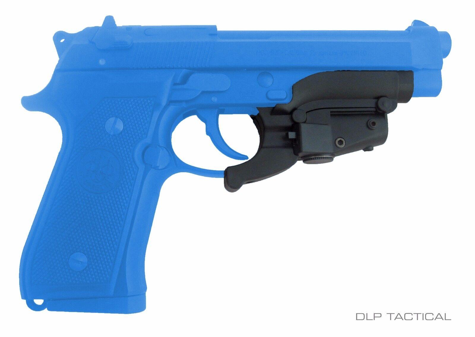 DLP Tactical mira láser para 92 96 M9 Beretta Model