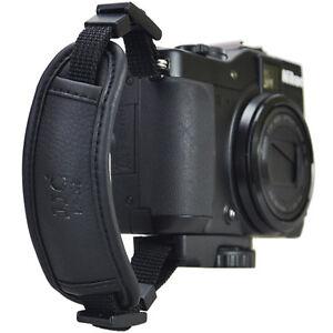 Correa-de-mano-agarre-de-cuero-PU-para-Camara-DSLR-y-sin-espejo-Canon-Nikon-Sony