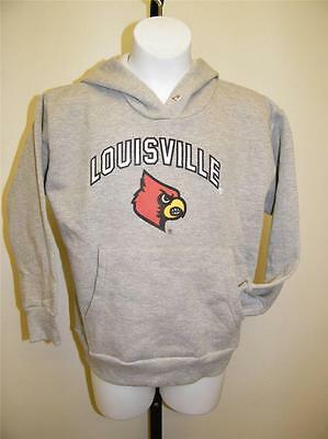 Gray Hoodie NEW-Minor-Flaw Indiana Hoosiers Youth Sizes S-M-L 8-10//12-14//16