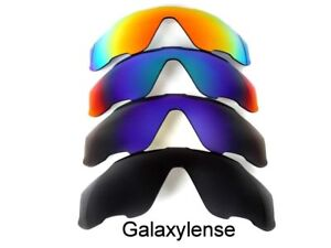 802d838d5d5 Image is loading Galaxy-Replacement-Lenses-For-Oakley-Jawbreaker-Polarized -Black-