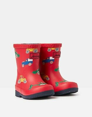 BNWT Joules Toddler Boys Welly Boots